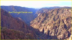 Another shot of the Black Canyon