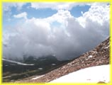 View from the Top of Mount Evans