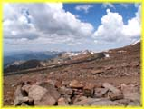 Mt. Evans View From the Top