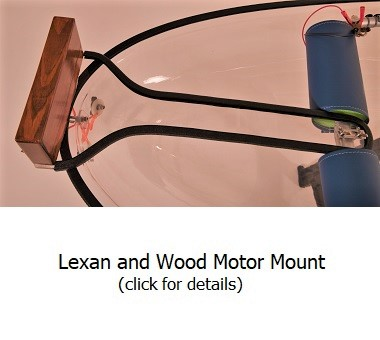 kayaking motor mount