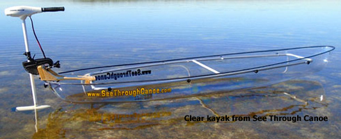 The Clear Kayak