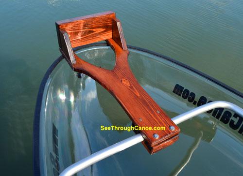 wood motor mount