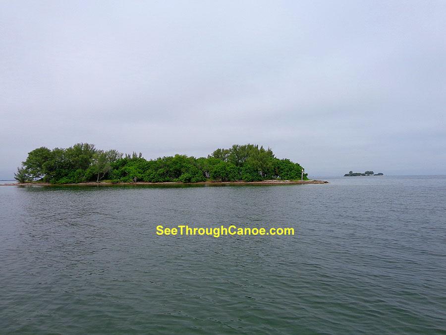 St Joseph Sound Spoil Islands