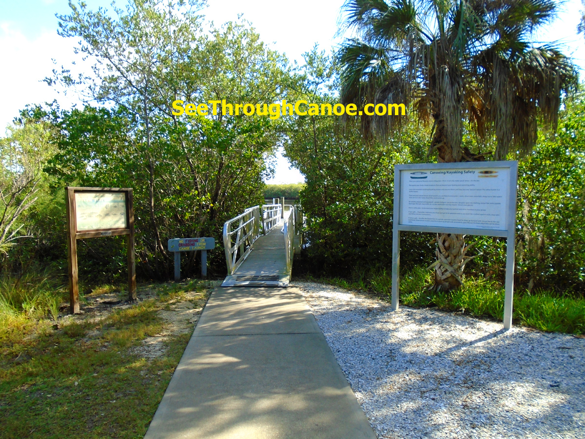 Upper Tampa Bay Park Kayak Launch Amp Double Branch Bay