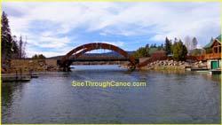 Picture of bridge in Grand Lake