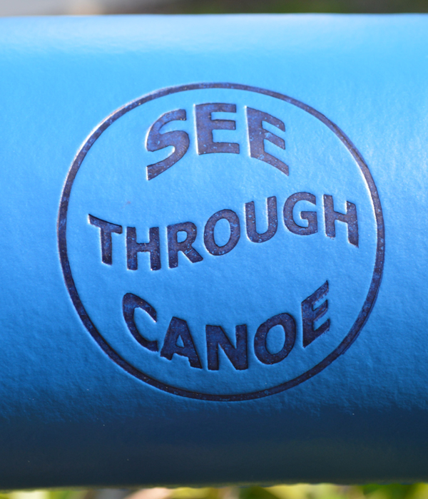 See Through Canoe Demos